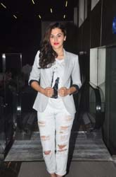 Taapsee Pannu At The Homecoming Movie Launch