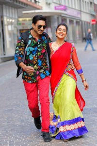 Gopichand-Regina-Cassandra-Soukyam-movie-stills-2