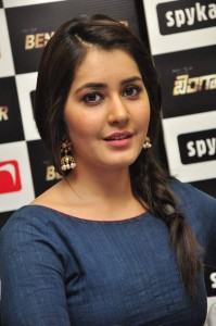 rashi-khanna-latest-blue-dress-4