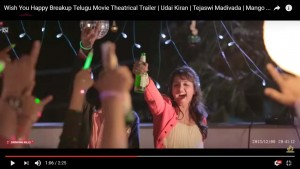 Wish You Happy Breakup Telugu Movie Theatrical Trailer