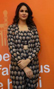 Lavanya Tripathi @ Happi Mobiles Grand Store launched