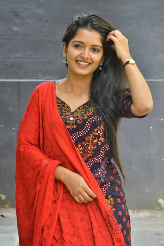 Priyanka Jain VINARA SODARA VEERA KUMARA' MOVIE ACTRESS