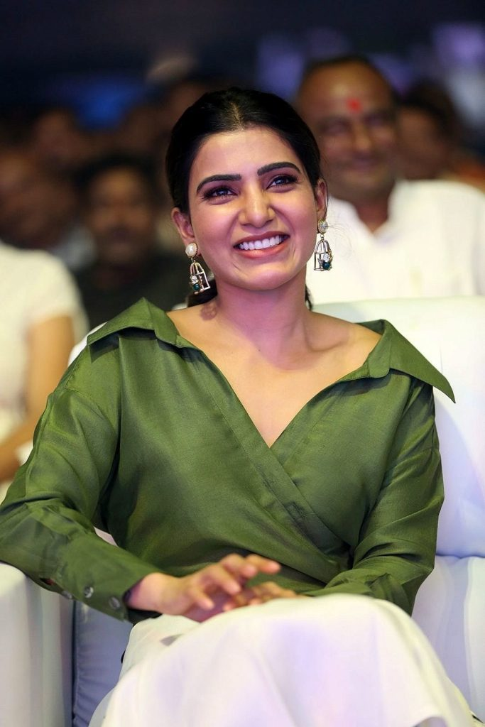Samantha Ruth Prabhu New Gallery