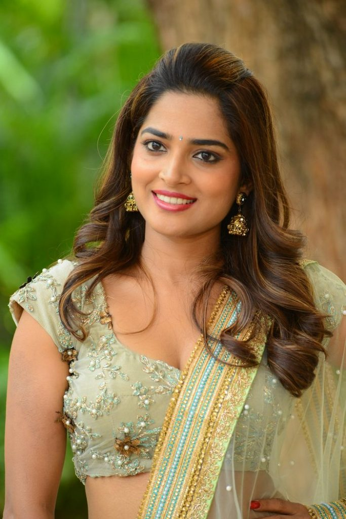 Anagha at Guna 369 Movie Trailer Launch