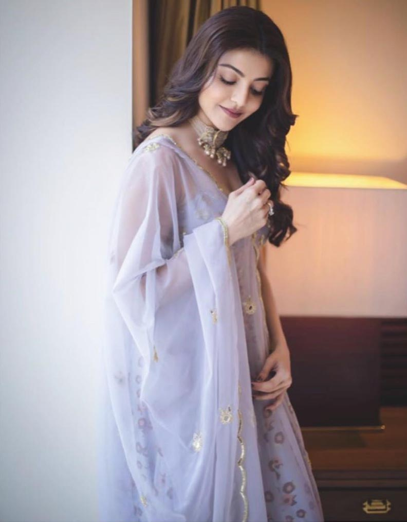 kajal aggarwal latest photo shoot