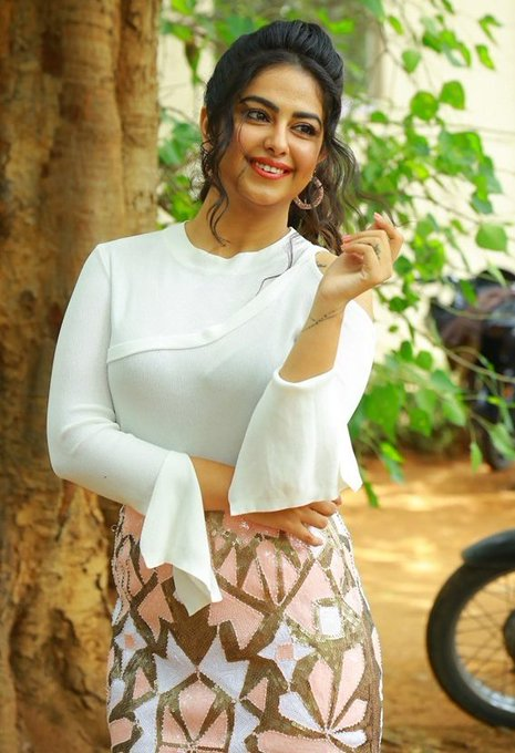 Avika Gor Latest Photoshoot Stills At Raju Gari Gadhi 3 Trailer Launch