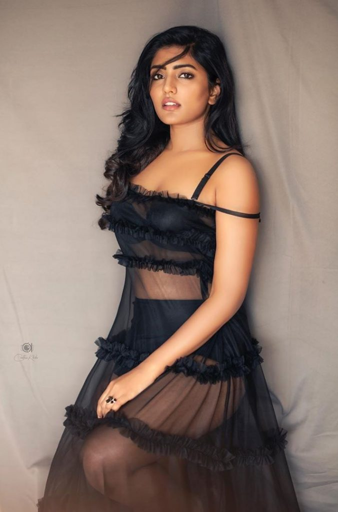 Eesha Rebba Hot photo shoot in block freshga