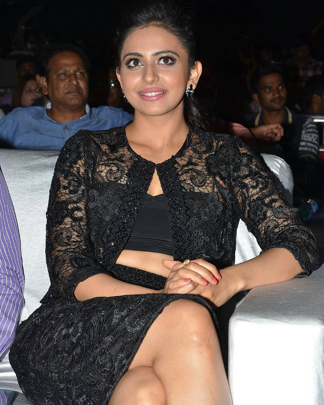 Rakul Preet Singh new gallery in block  at freshga