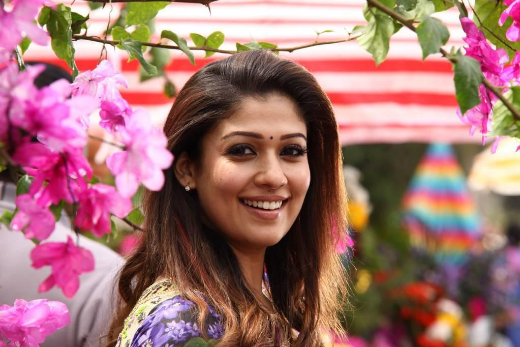 Nayanthara Stills From-Good Evening Movie
